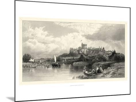 Classical Seaport I-Edward Duncan-Mounted Art Print
