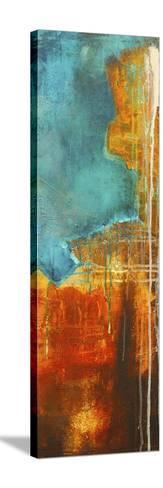 Emeralds Cave I-Erin Ashley-Stretched Canvas Print