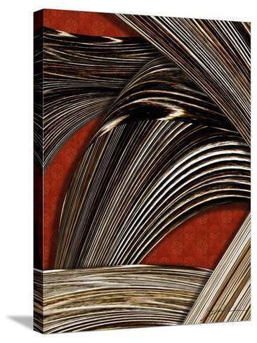 Tangle Tile II-Jason Higby-Stretched Canvas Print