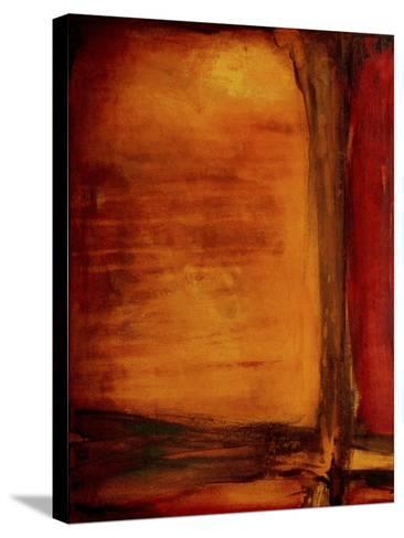 Red Dawn I-Erin Ashley-Stretched Canvas Print