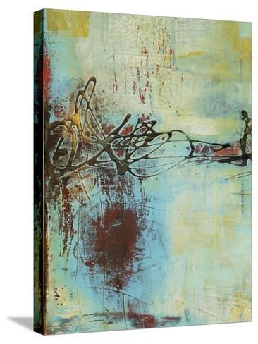 Gin House Blues I-Erin Ashley-Stretched Canvas Print
