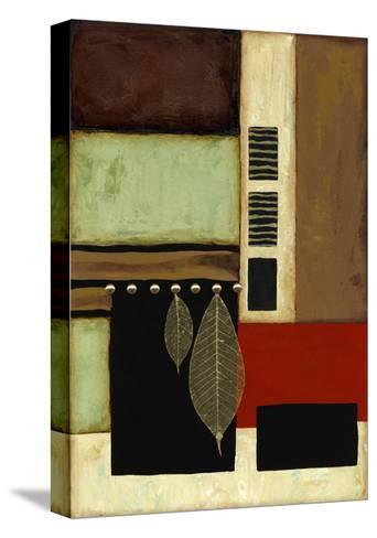 Sophisticated Serenity VI-Jennifer Goldberger-Stretched Canvas Print