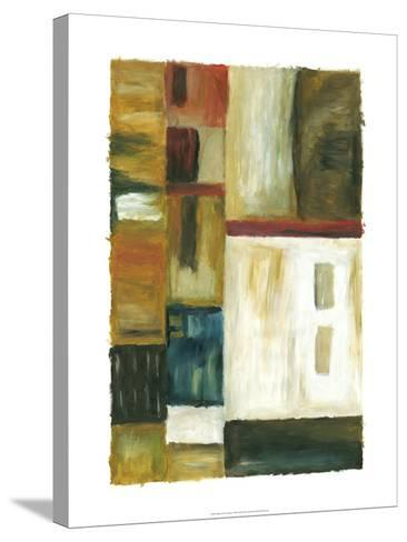 Mingus-Chariklia Zarris-Stretched Canvas Print