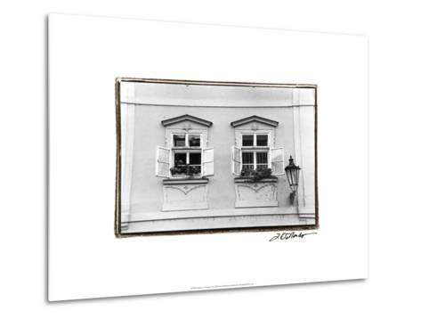 Glimpses of Prague VI-Laura Denardo-Metal Print