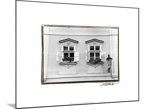 Glimpses of Prague VI-Laura Denardo-Mounted Art Print
