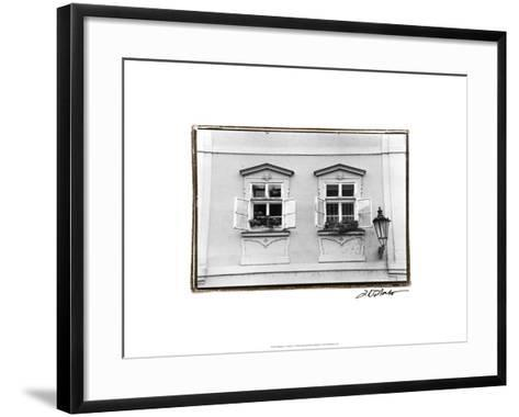 Glimpses of Prague VI-Laura Denardo-Framed Art Print