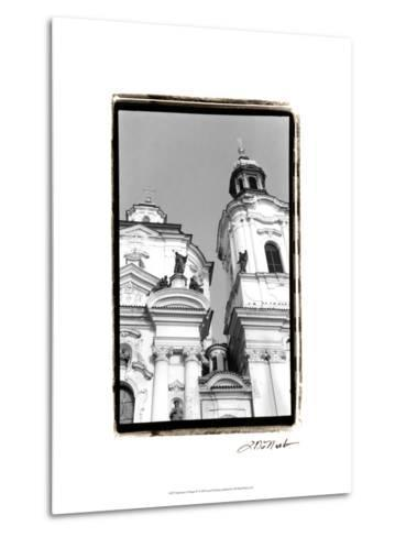 Splendors of Prague IV-Laura Denardo-Metal Print