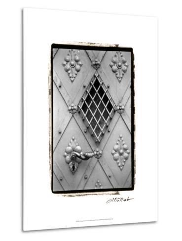Distinguished Doors I-Laura Denardo-Metal Print