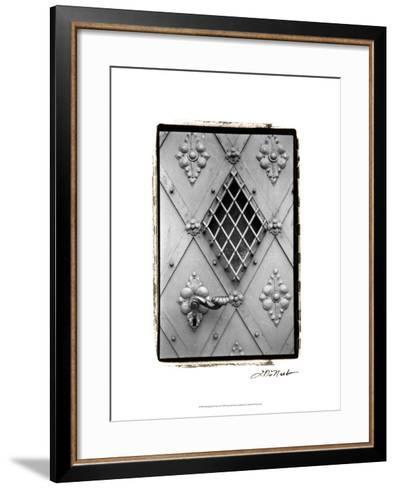Distinguished Doors I-Laura Denardo-Framed Art Print