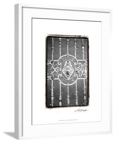 Distinguished Doors II-Laura Denardo-Framed Art Print