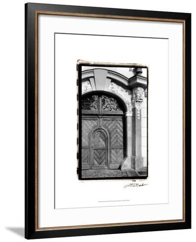 Prague Passageway III-Laura Denardo-Framed Art Print