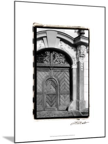 Prague Passageway III-Laura Denardo-Mounted Art Print
