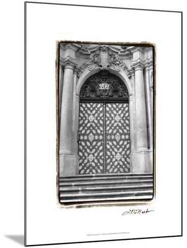 Prague Passageway V-Laura Denardo-Mounted Art Print