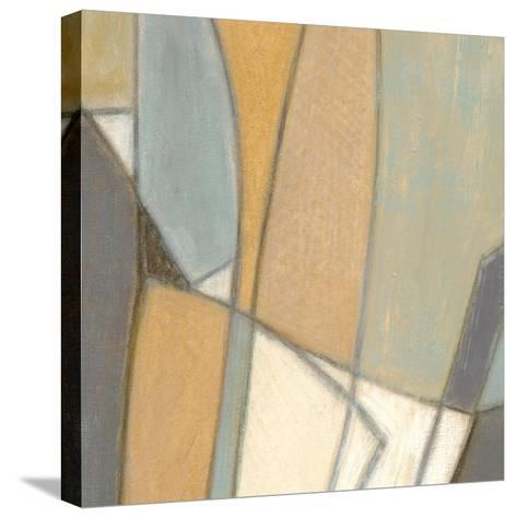 Structured Abstract I-Norman Wyatt Jr^-Stretched Canvas Print