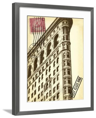 Non-Embelld. Letters to New York II Art Print by Ethan Harper | Art.com