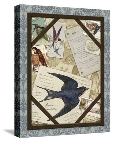 Bird Watching I-Kate Ward Thacker-Stretched Canvas Print