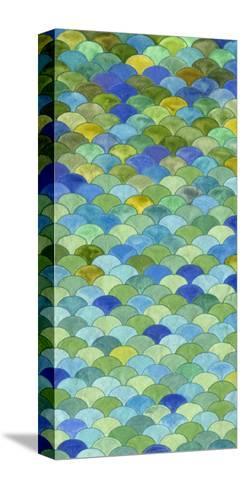 Emerald Isle I-Rebecca Bruce Bryant-Stretched Canvas Print