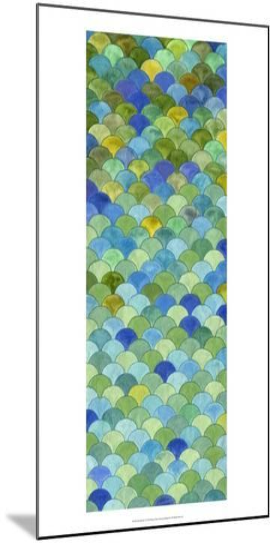 Emerald Isle I-Rebecca Bruce Bryant-Mounted Art Print