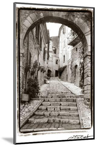 Village Passageway-Laura Denardo-Mounted Art Print