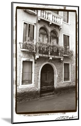 Balcony Doorway-Laura Denardo-Mounted Art Print