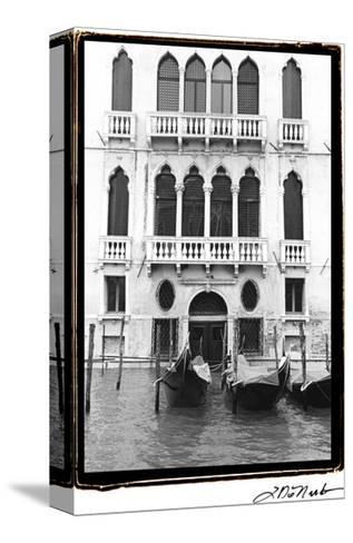 Venetian Splendor-Laura Denardo-Stretched Canvas Print