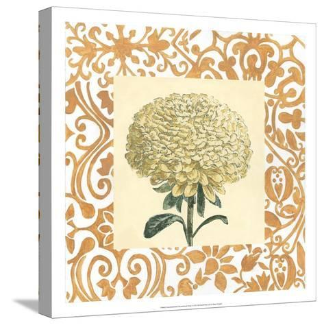 Non-embellished Chrysanthemum I-Megan Meagher-Stretched Canvas Print
