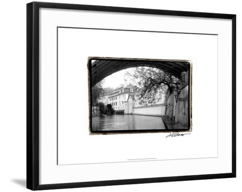 River Hideaway-Laura Denardo-Framed Art Print