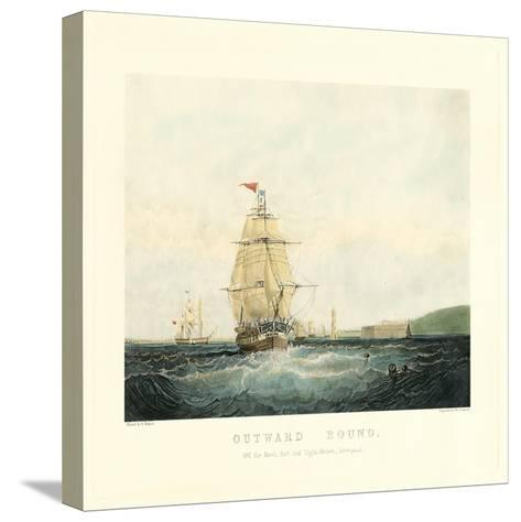 Outward Bound-Samuel Walters-Stretched Canvas Print