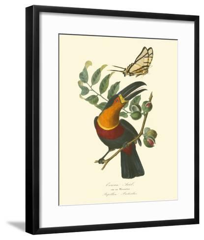 Nature Jardin III-L. Curmer-Framed Art Print