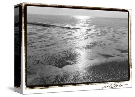 Ocean Sunrise IV-Laura Denardo-Stretched Canvas Print