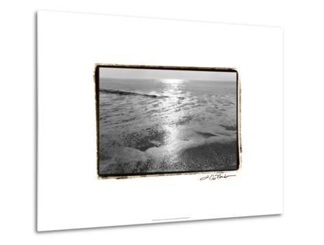 Ocean Sunrise IV-Laura Denardo-Metal Print