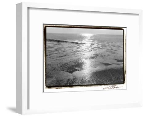 Ocean Sunrise IV-Laura Denardo-Framed Art Print