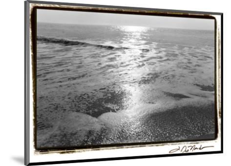 Ocean Sunrise IV-Laura Denardo-Mounted Art Print
