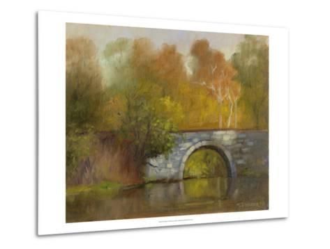The Bridge-Mary Jean Weber-Metal Print