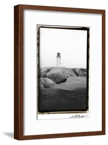 Peggy's Cove-Laura Denardo-Framed Art Print