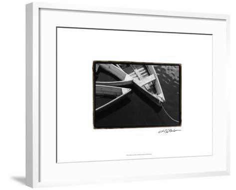 Dockside Three-Laura Denardo-Framed Art Print