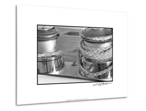 Rigged and Ready I-Laura Denardo-Metal Print