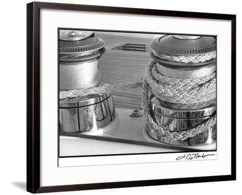 Rigged and Ready I-Laura Denardo-Framed Art Print