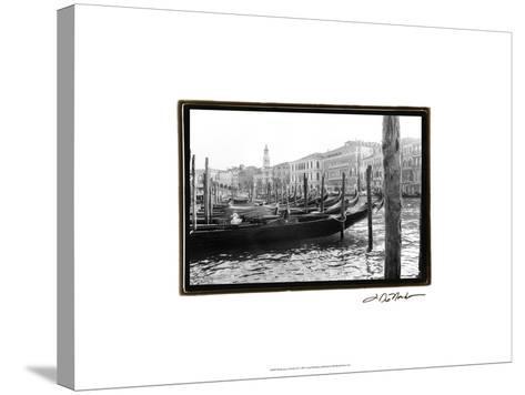 Waterways of Venice IX-Laura Denardo-Stretched Canvas Print