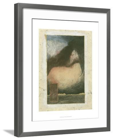 Abstracted View II-Erica J^ Vess-Framed Art Print