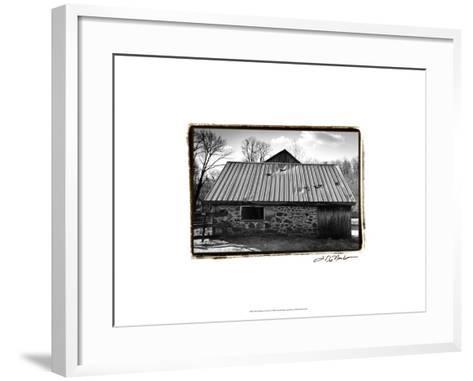 Barn Windows III-Laura Denardo-Framed Art Print