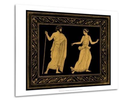 Etruscan Scene I-William Hamilton-Metal Print