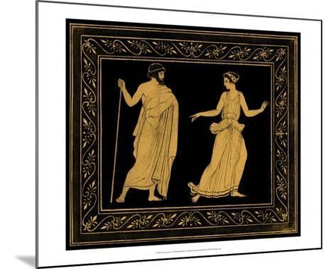 Etruscan Scene I-William Hamilton-Mounted Art Print