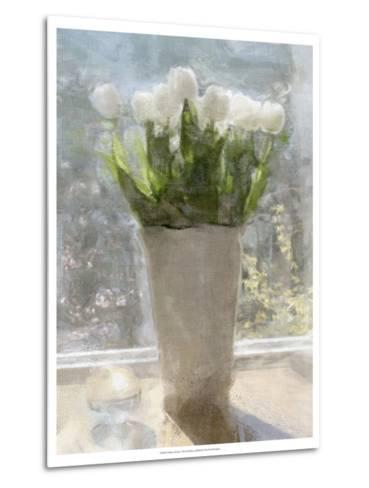 Tulips in the Sun-Noah Bay-Metal Print