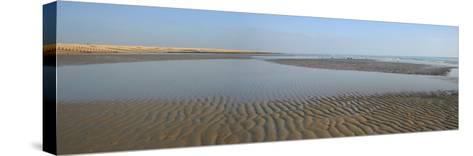 Beach Study III-Noah Bay-Stretched Canvas Print