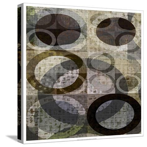 Icovia Squared I-John Butler-Stretched Canvas Print
