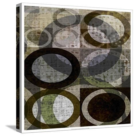 Icovia Squared II-John Butler-Stretched Canvas Print