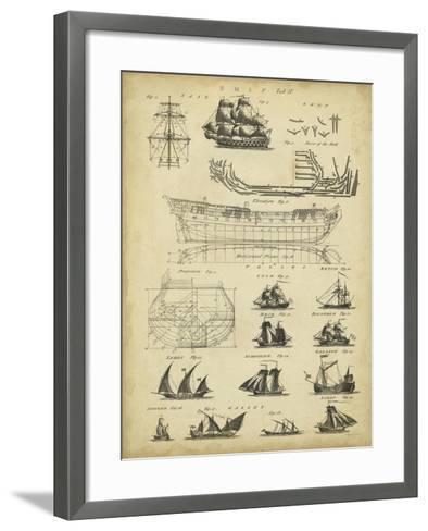 Encyclopediae I-Chambers-Framed Art Print