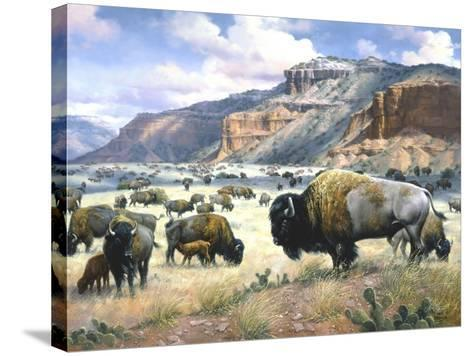 Goodnight's Legacy-Jack Sorenson-Stretched Canvas Print