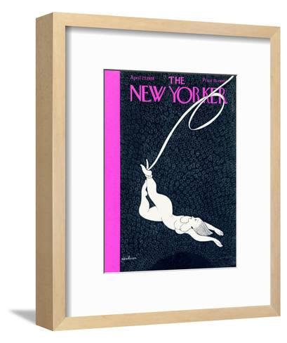 The New Yorker Cover - April 23, 1938-Christina Malman-Framed Art Print